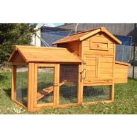 Villa Chicken Coop