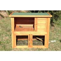 Comfort Rabbit & Guinea Pig Hutch