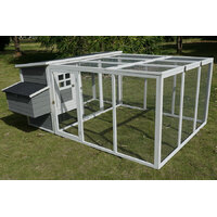 Super Large Premium Plus Cat Enclosure