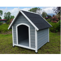 Extra Large Wooden Dog Kennel Classic Plus