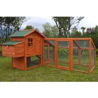 Super Large Deluxe Chicken Coop
